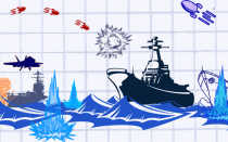 Как играть в Морской бой двоим игрокам
