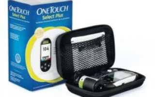 Глюкометр one touch select – инструкция по применению измерителя уровня глюкозы в крови, цена и отзывы