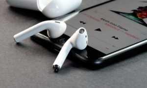 Рейтинг беспроводных наушников для iPhone