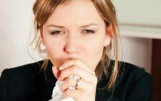 Как можно вылечить кашель за один день у взрослого или ребенка