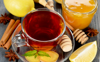 Напиток из имбиря и лимона – рецепт для похудения и иммунитета