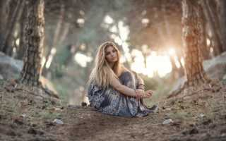 Позы для фотосессии на природе – идеи красивых и удачных ракурсов для фото для девушки, семьи или ребенка
