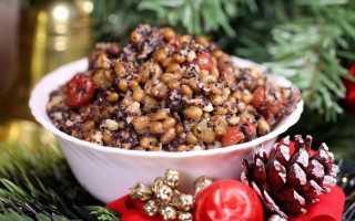 Кутья – что это такое, основные рецепты поминальной и рождественской кутьи с фото