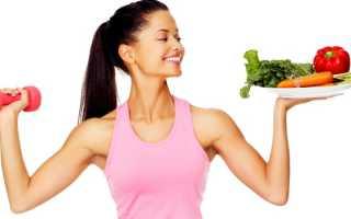 Похудеть на 10 кг за 3 месяца в домашних условиях – диета правильного питания и программа тренировок