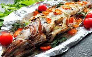 Судак, запеченный в духовке: как приготовить рыбу