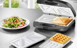 Как выбрать сэндвичницу для приготовления горячих бутербродов