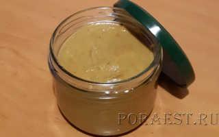 Как приготовить горчицу из сухого порошка – рецепты с фото и видео