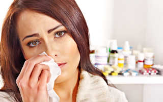 Простуда на носу у взрослого и ребенка: причины и симптомы болезни, как избавиться от высыпаний в домашних условиях