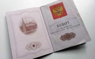 Штраф за просроченный паспорт – сроки обмена паспорта в 20 и 45 лет