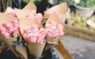 Как упаковать цветы со вкусом – правила и варианты оформления флористической композиции