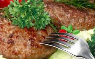 Котлеты в духовке – пошаговые рецепты приготовления фарша и сколько времени запекать