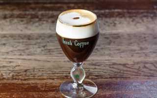 Кофе по-ирландски – как приготовить черный или с молоком