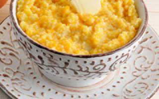 Тыквенная каша с пшеном на молоке – как вкусно приготовить по рецептам с фото