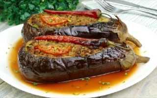 Баклажаны в духовке – вкусные рецепты с фото