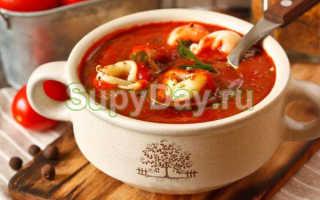 Суп с пельменями пошагово с фото