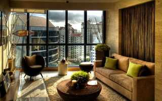 Как преобразить гостиную