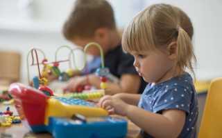 Компенсация за детский сад: как возвращается родительская оплата