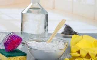 Как очистить хрустальную вазу от старого налета – народные методы