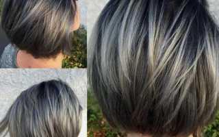 Градуированное каре фото: на средние, длинные и короткие волосы, с челкой и без нее (видео)