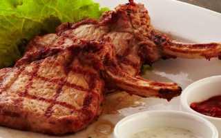 Антрекот – как правильно замариновать и готовить на гриле, в духовке или на сковороде с фото