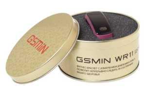 GSMIN WR11 — умный гаджет
