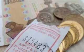 Компенсация проезда пенсионерам – кому положена и как получить