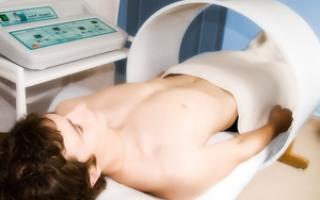 Физиотерапия при простатите в хронической и острой форме: виды лечения