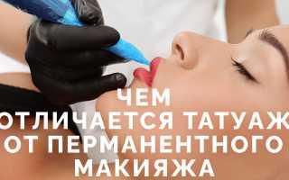 Перманентный макияж бровей, губ и глаз – как делают в салонах, отличие от татуажа, противопоказания и цена