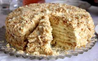 Торт с печеньем и сгущенкой без выпечки – как готовить пошагово