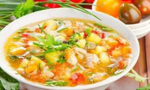 Диетические супы – рецепты приготовления легких овощных или куриных первых блюд для похудения и диеты