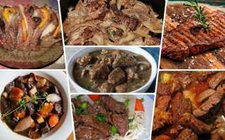 Как приготовить лосятину в духовке и мультиварке – маринуем, запекаем, жарим или тушим мясо