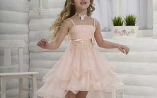 Нарядные платья для девочек на выпускной (50 фото) — Как подобрать образ?