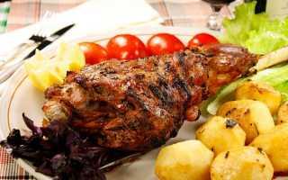 Баранина в духовке: рецепты приготовления вкусного мяса и маринада