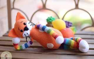 Вязаные игрушки крючком со схемами и описанием: мастер-класс для начинающих