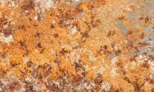 Как отмыть ржавчину с кафельной плитки – химические, домашние средства