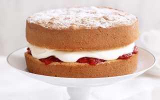 Рецепты бисквитного крема вкусные и простые с фото