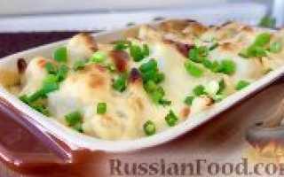 Как вкусно приготовить цветную капусту на сковороде: быстрые блюда