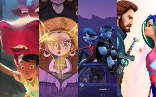 Рейтинг лучших новых мультфильмов и фильмов для детей 2020