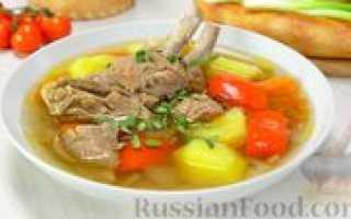 Шурпа – что это за суп, список ингредиентов и специй, как готовить из баранины, индейки или говядины