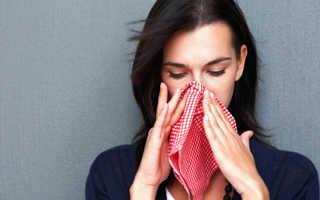 Симптомы аллергической реакции у человека