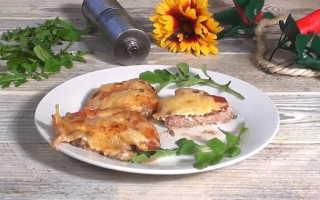 Отбивные из говядины – как вкусно приготовить по рецептам с фото в духовке или сковороде