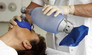 Искусственная вентиляция легких – описание методики, подключение к аппарату