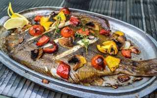 Камбала в духовке: рецепты приготовления вкусной рыбы в фольге