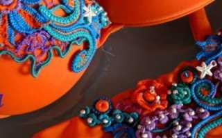 Ирландское кружево крючком – схемы вязания и модели для начинающих с фото и видео