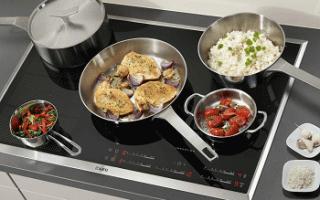 Индукционная плита – плюсы и минусы поверхности