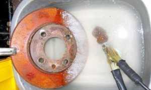 Уксус от ржавчины – описание метода удаления окиси металла с отзывами