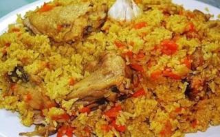Плов на сковороде с курицей – пошаговый способ приготовления вкусного блюда с фото и видео