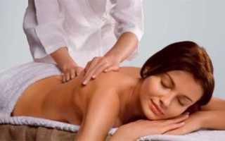 Лечебный массаж – методика, длительность курса, оздоровительный и профилактический эффект