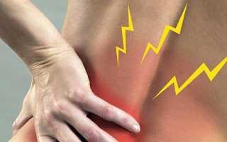 Причины боли в пояснице у женщин внизу, слева и справа, способы лечения