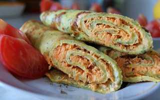 Блинчики из кабачков – вкуснейшие рецепты с фото